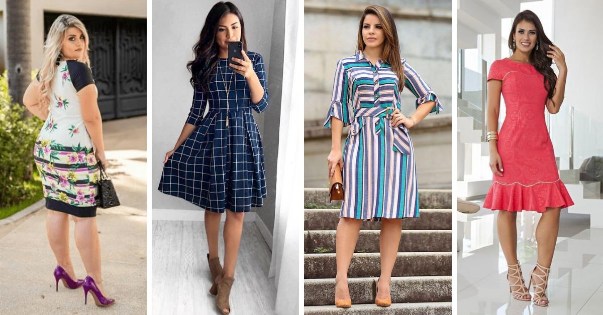 Os principais tipos de vestido para mulheres evangélicas