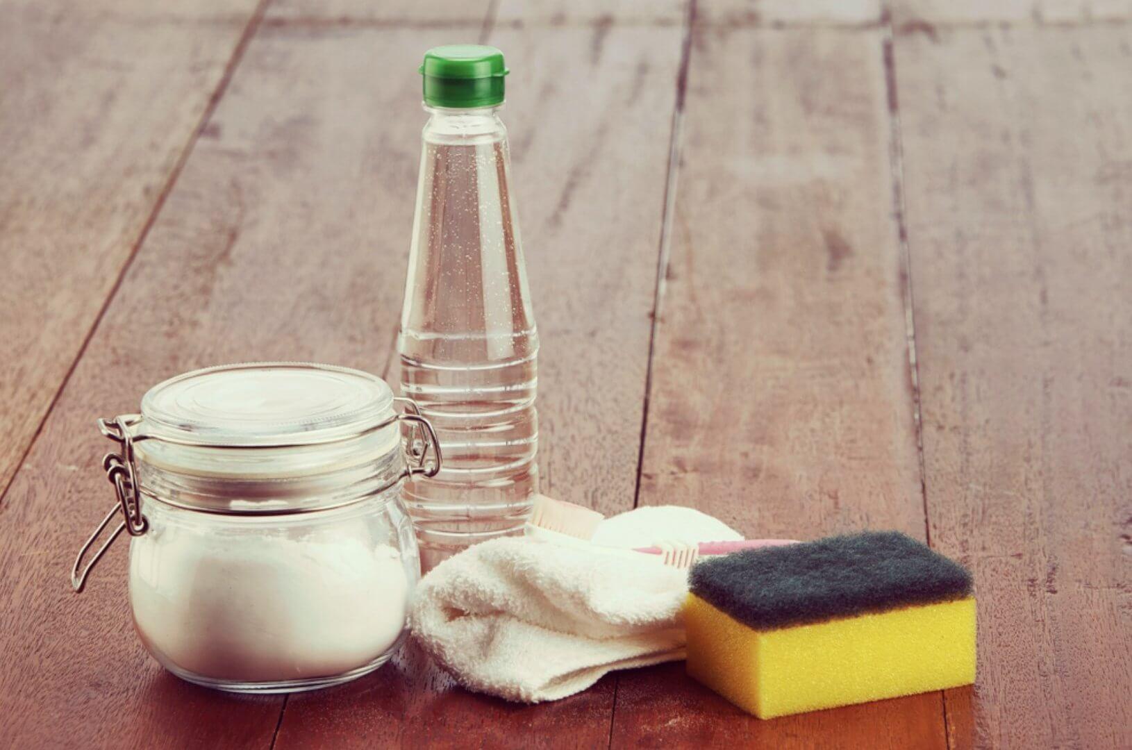 beneficios vinagre limpeza