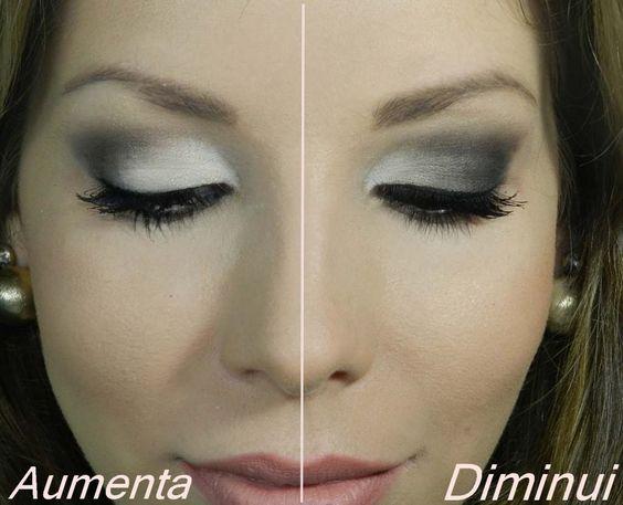 como escolher sombra olhos