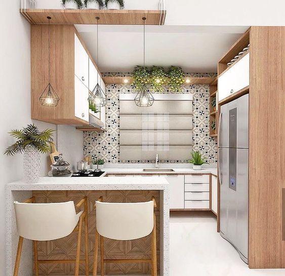 decoracao cozinhas pequenas 3