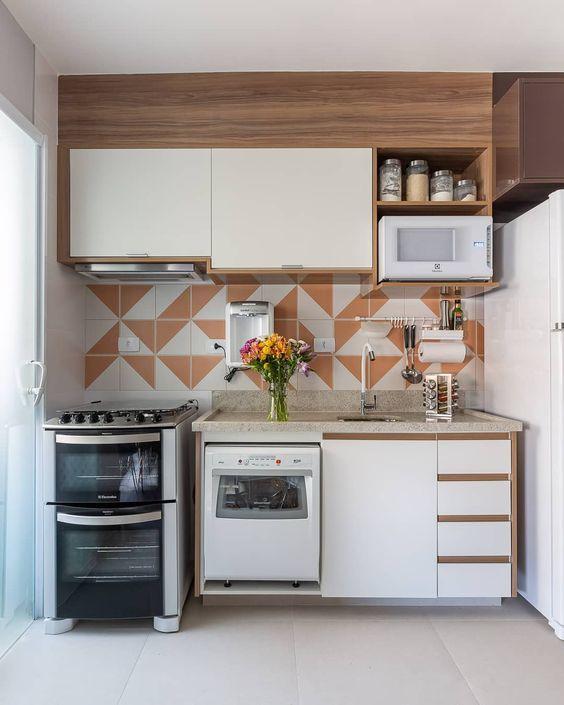 decoracao cozinhas pequenas