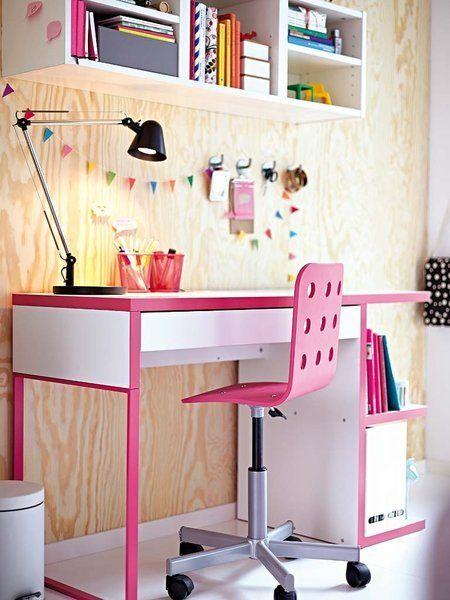 decoracao escritorio simples feminino