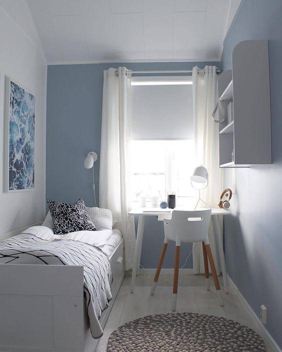 decoracao quarto menino pequeno cinza