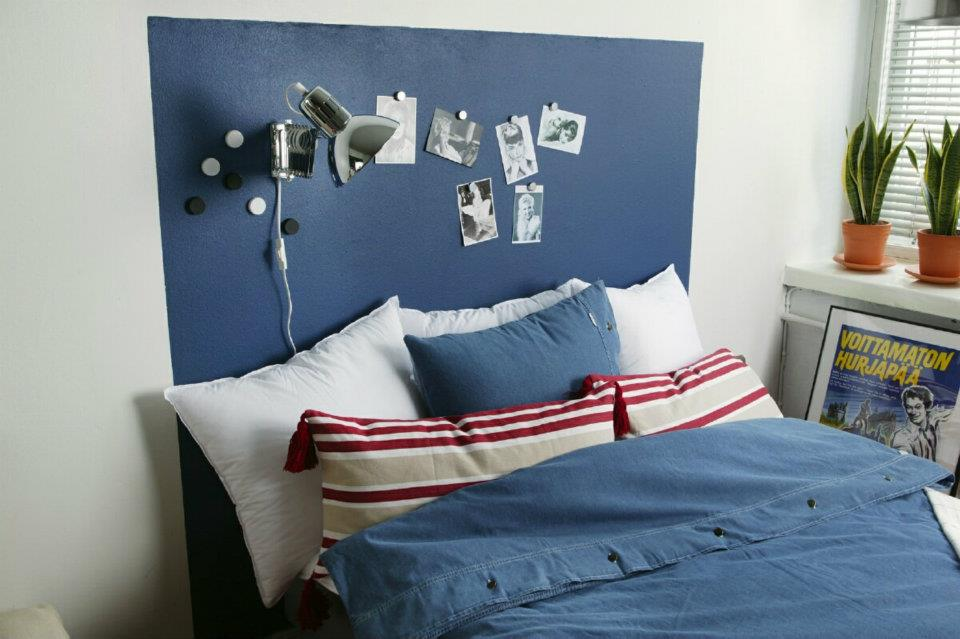 decoracao tinta magnetica quarto crianca cabeceira