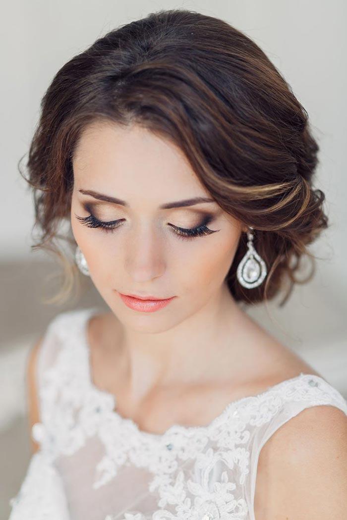maquiagem noiva evangelica classica