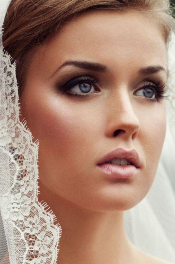 maquiagem noiva evangelica clean