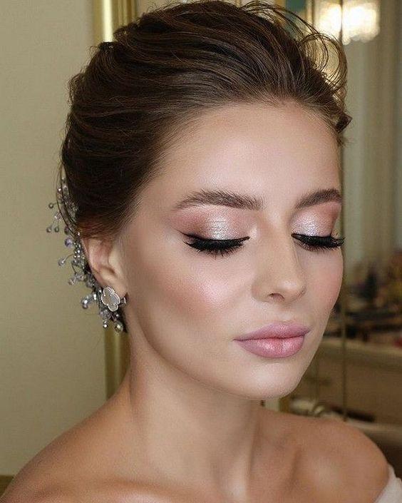 maquiagem noiva fresh rosa
