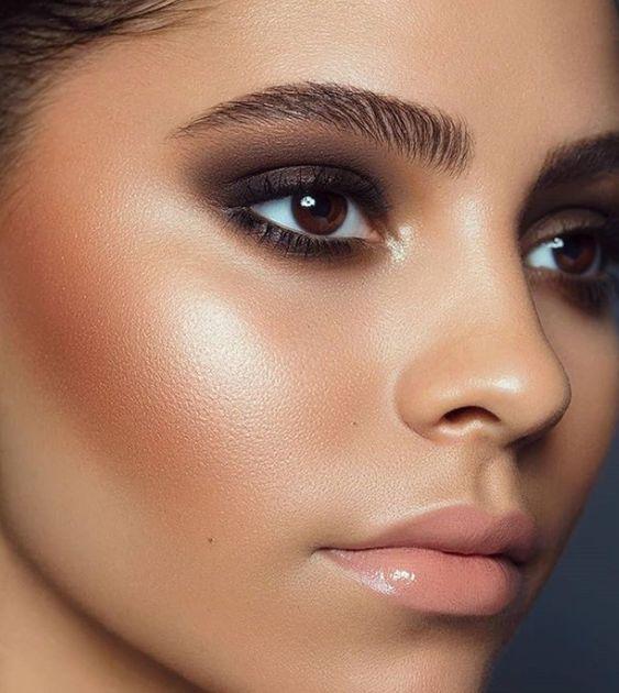 maquiagem noiva natural