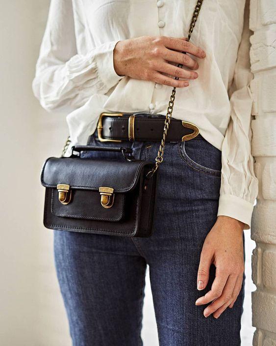mini bag como usar