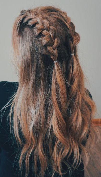 penteados verao