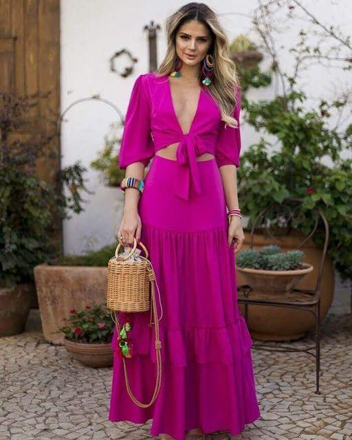 roupa reveillon colorida