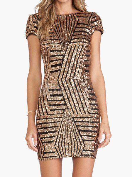roupas femininas brilho 7