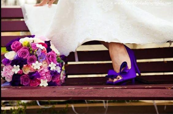 sapatos noiva cor