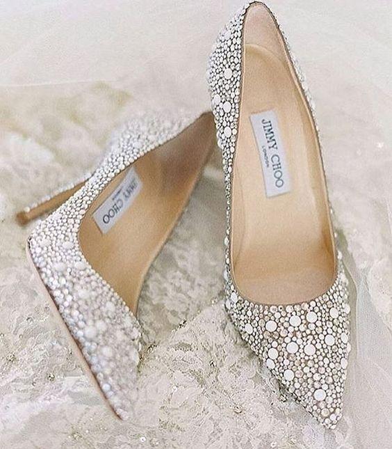 sapatos noiva sonho