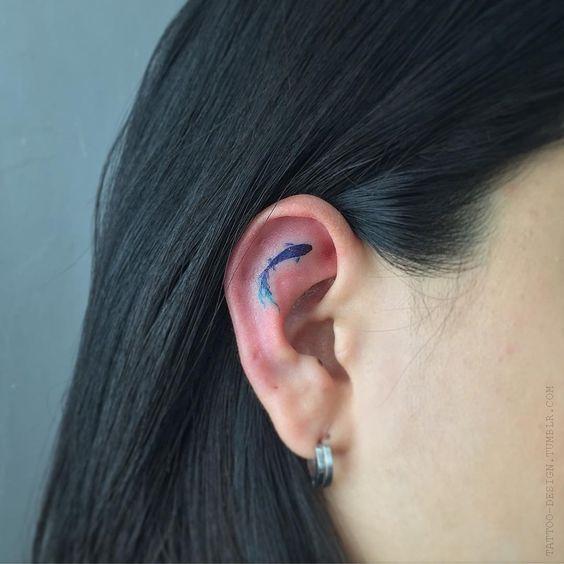tatuagem orelha 1