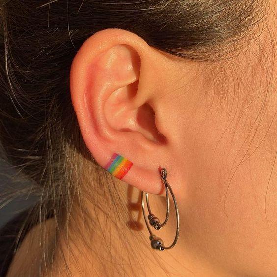 tatuagem orelha 2